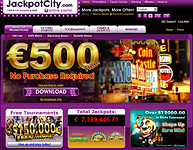 Jackpot City Screenshot