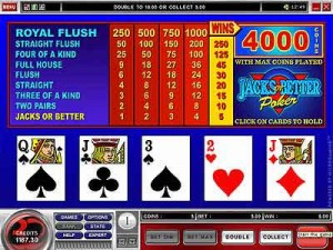 microgaming poker machines